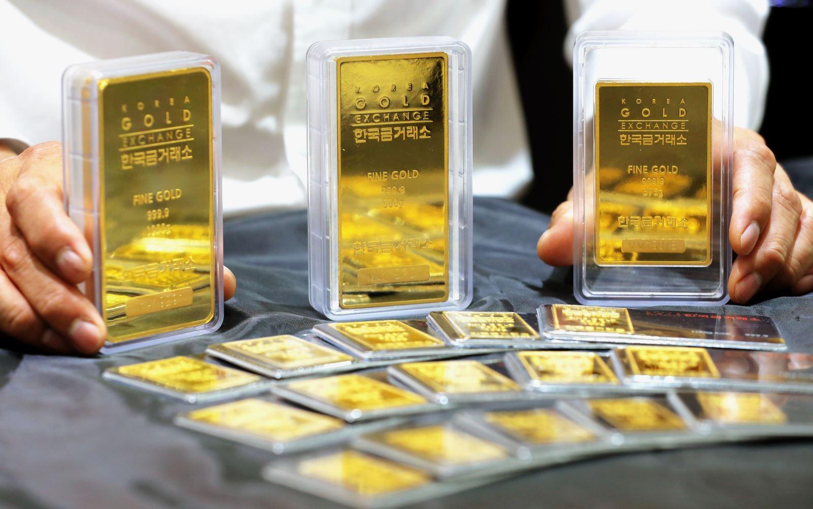 Giá vàng 29/9 lao dốc xuống đáy, đồng USD tăng dựng đứng