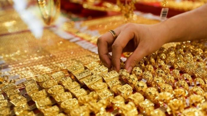 Giá vàng 27/9 tăng 0,4% kéo theo đồng USD tăng giá