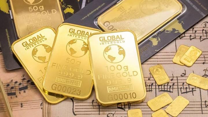 Giá vàng 8/10 tăng mạnh, đồng USD giảm nhẹ