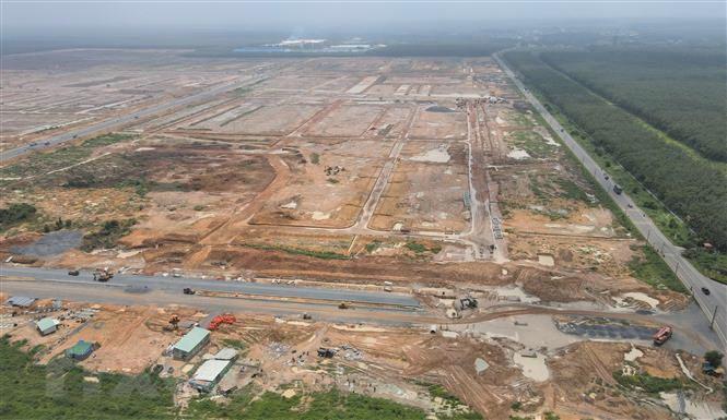 Hơn 2.700 hộ đã nhận được tiền bồi thường dự án sân bay Long Thành