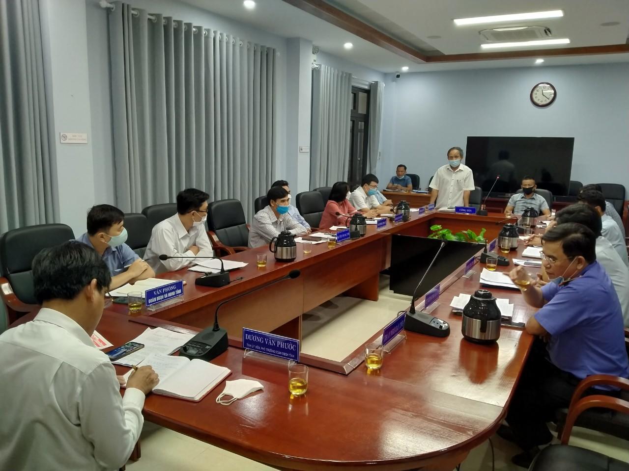 Đoàn đại biểu Quốc hội Quảng Nam xem xét giám sát thi hành án vụ kiện mua bán đất nền lớn nhất miền Trung