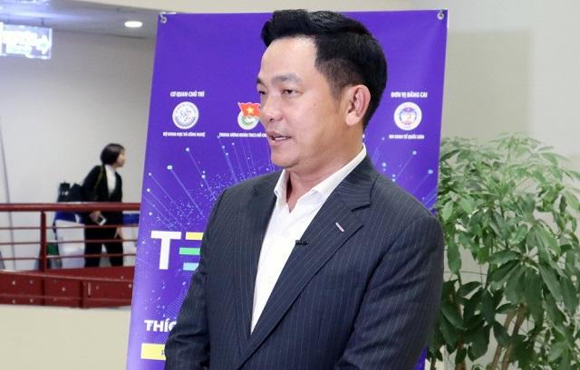 CEO kỳ lân thứ hai của Việt Nam: 'Không có thành công nào không phải trả giá' - Ảnh 1.