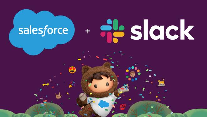 Thương vụ động trời ngành phần mềm doanh nghiệp, Salesforce mua lại Slack với giá 27,7 tỷ USD - Ảnh 2.