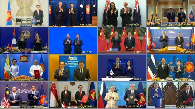 Căng thẳng Trung Quốc - Australia có thể ảnh hưởng đến RCEP? - 1