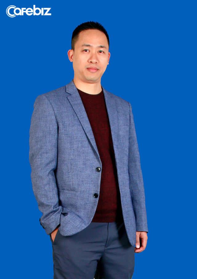 Sau 1 năm rời ghế CEO GoViet, Cofounder Nguyễn Vũ Đức bất ngờ đầu quân cho một ví điện tử Việt Nam - Ảnh 1.