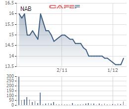 Sau chưa đầy 2 tháng lên UPCoM, NamABank tiếp tục nộp hồ sơ niêm yết lên HoSE - Ảnh 1.
