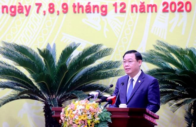Mức tăng GRDP của Hà Nội cao gấp 1,5 lần bình quân cả nước - 1