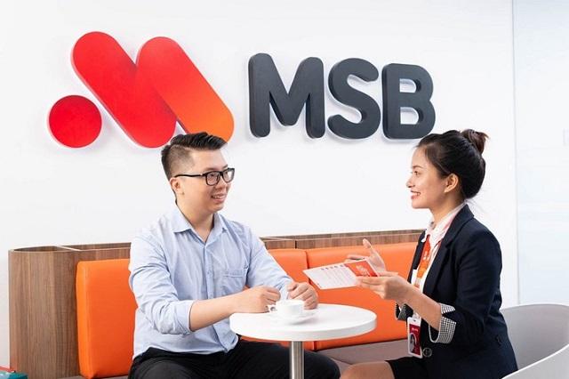 MSB được phép chào bán 82,5 triệu cổ phiếu quỹ - Ảnh 1.