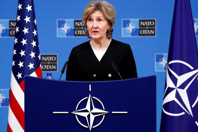 NATO đứng về phía Mỹ, coi Trung Quốc là mối nguy  - Ảnh 1.