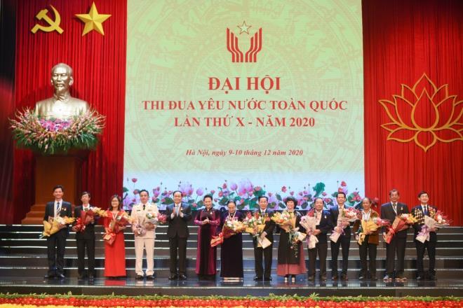Bà Thái Hương: Hạnh phúc nhất là mang lại những lợi ích thiết thực cho cộng đồng - 1
