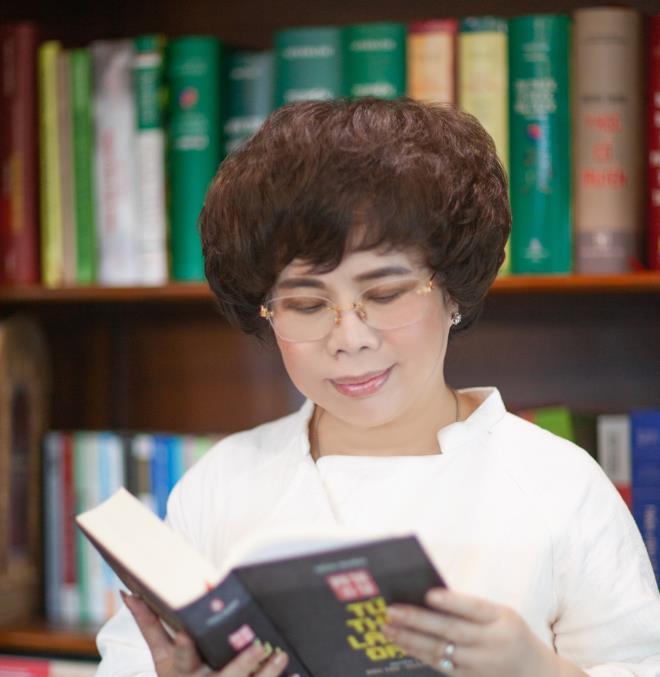 Bà Thái Hương: Hạnh phúc nhất là mang lại những lợi ích thiết thực cho cộng đồng - 3
