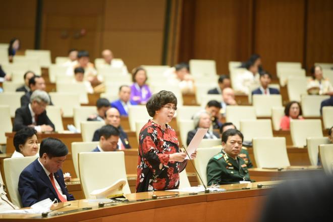 Bà Thái Hương: Hạnh phúc nhất là mang lại những lợi ích thiết thực cho cộng đồng - 2