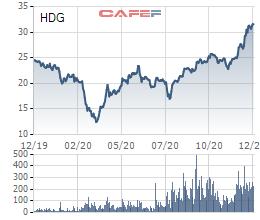 Hà Đô (HDG): Dragon Capital tăng tỷ trọng trở lại lên hơn 5% vốn - Ảnh 2.