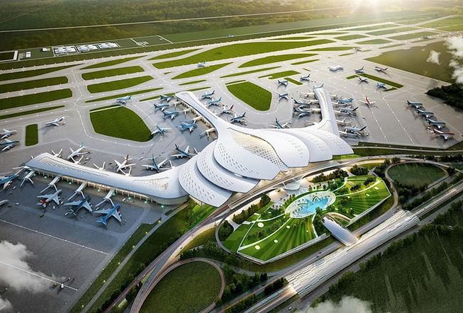 Dự án sân bay Long Thành đang được thực hiện ra sao? - Ảnh 1.