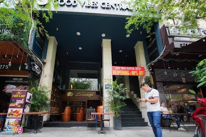 Doanh thu ngành khách sạn giảm 70% - 1