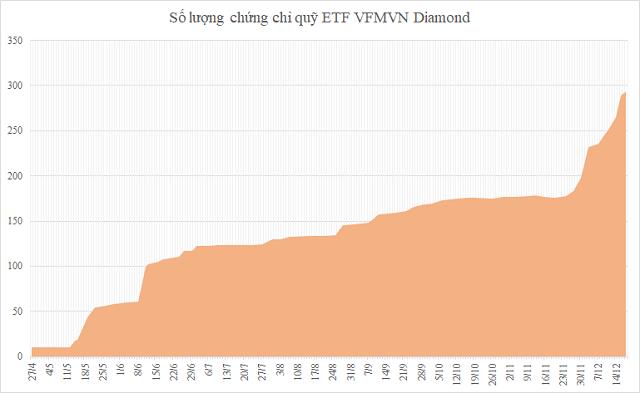 Dòng tiền lớn tiếp tục đổ vào các quỹ ETF nội - Ảnh 1.