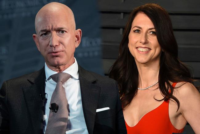 MacKenzie Scott: Từ cái bóng là vợ cũ của tỷ phú Amazon đến người phụ nữ được cả thế giới trọng vọng, khiến chồng cũ phải nuối tiếc - Ảnh 1.