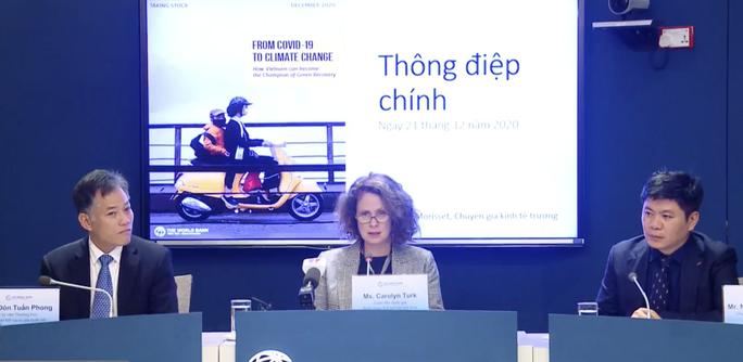 Chuyên gia WB nói về việc Việt Nam bị dán nhãn thao túng tiền tệ  - Ảnh 1.
