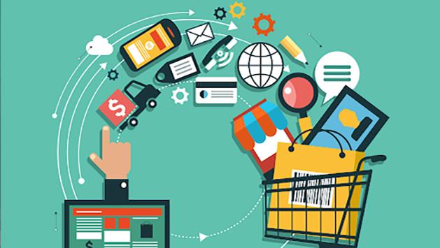 Thời của thương mại điện tử - Ảnh 1