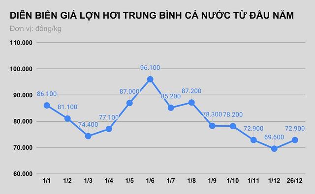 Những 'con sóng cổ phiếu' trong năm VN-Index biến động 450 điểm - Ảnh 5.