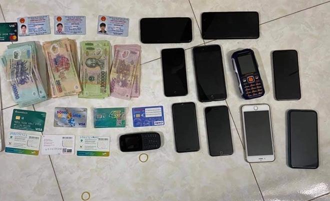 400 nạn nhân bị lừa với hình thức vay tiền qua mạng - Ảnh 1.