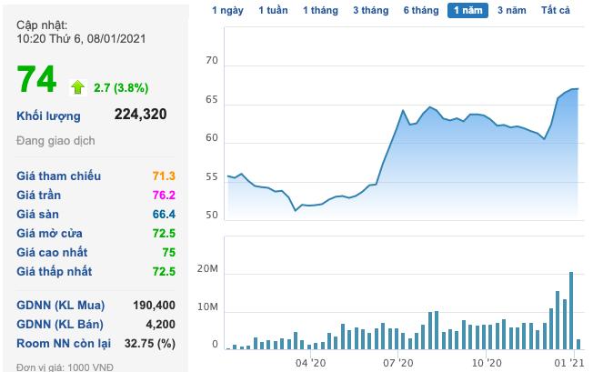 Novaland (NVL) chuẩn bị chào bán 78 triệu cổ phần với giá 59.200 đồng/cp - Ảnh 1.