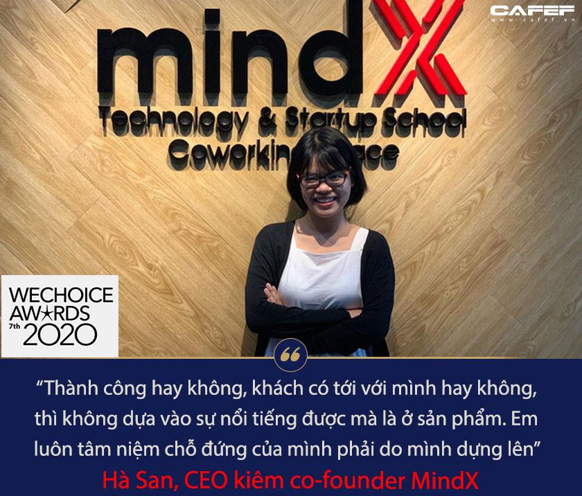 """Nữ founder của startup """"nhà nghèo"""" MindX: Đừng nhìn vào trailer của cuộc đời người khác mà so sánh với bi kịch đời mình - Ảnh 4."""