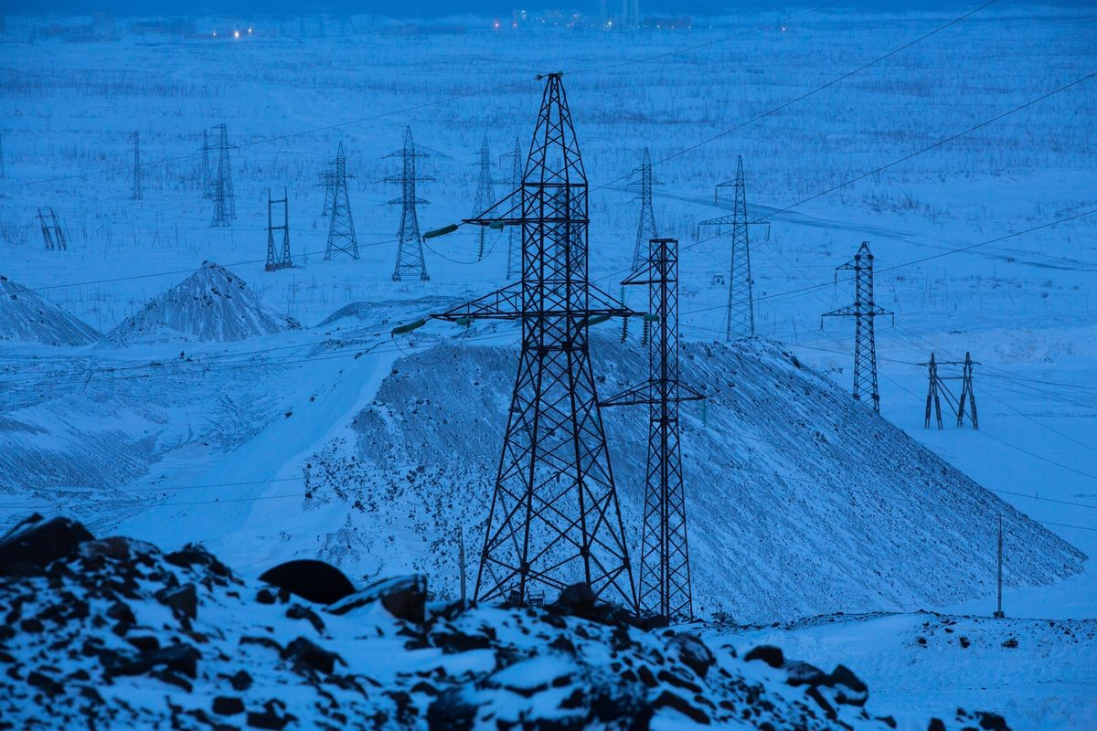 Cơn sốt Bitcoin tràn đến Cực Bắc: Lạnh mấy cũng không ngăn được thợ đào cày tiền để nhận thưởng 250.000 USD, công suất đủ phục vụ cả thế giới - Ảnh 8.