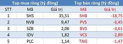 Thị trường giảm sâu, khối ngoại trở lại mua ròng trong phiên 19/1 - Ảnh 2.