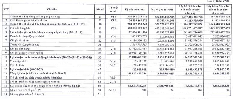 DAP – VINACHEM (DDV): Quý 4 lãi 56 tỷ đồng cao gấp 16 lần cùng kỳ - Ảnh 1.