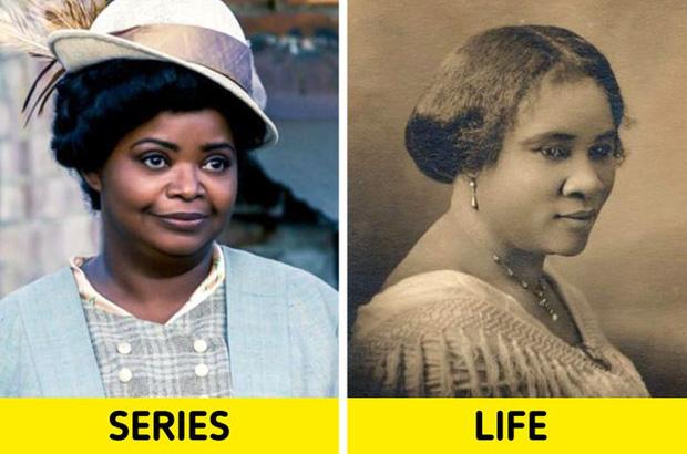 Câu chuyện về nữ triệu phú đầu tiên trong lịch sử: Từ con gái của một nô lệ làm nên sự nghiệp lớn, hiên ngang tiến vào ngôi đền kỷ lục thế giới - Ảnh 1.