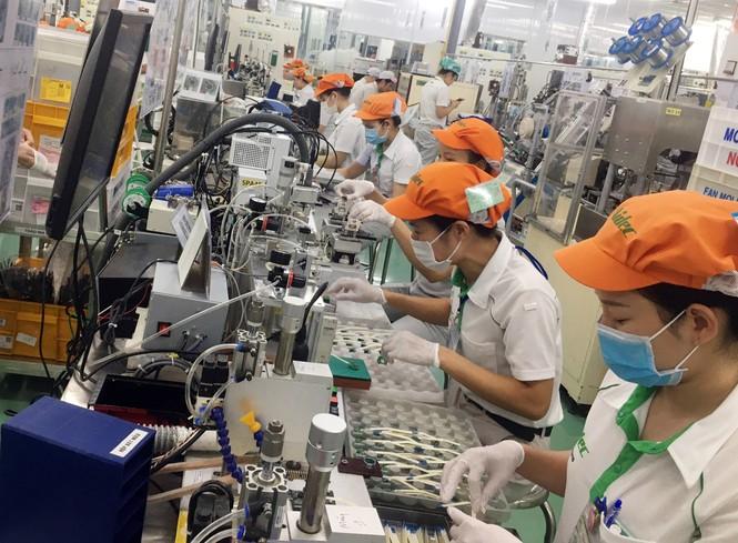 Khu chế xuất - khu công nghiệp TPHCM: Thưởng Tết cao nhất hơn nửa tỷ đồng - Ảnh 1.