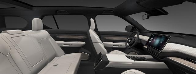 Bóc trang bị 3 ô tô VinFast hoàn toàn mới: Màn hình khổng lồ, cửa sổ trời miên man, tìm được nút bấm cũng khó - Ảnh 12.