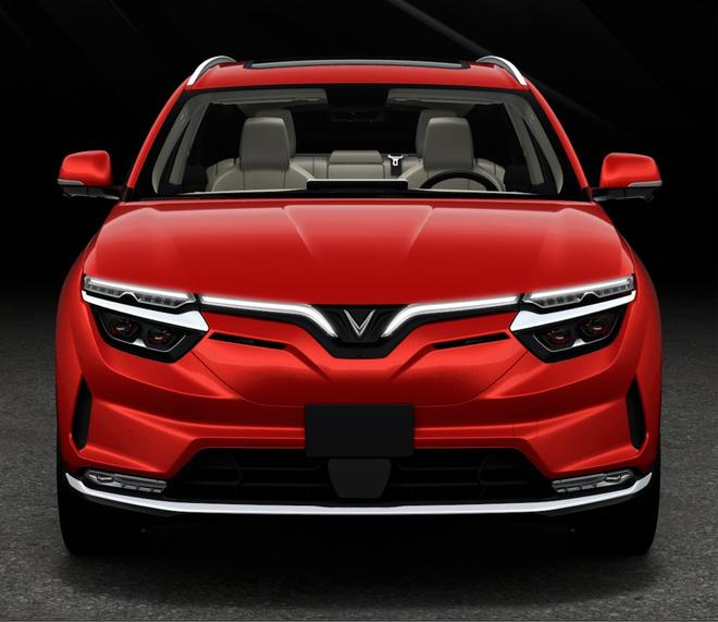 Bóc trang bị 3 ô tô VinFast hoàn toàn mới: Màn hình khổng lồ, cửa sổ trời miên man, tìm được nút bấm cũng khó - Ảnh 4.