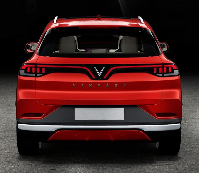 Bóc trang bị 3 ô tô VinFast hoàn toàn mới: Màn hình khổng lồ, cửa sổ trời miên man, tìm được nút bấm cũng khó - Ảnh 5.
