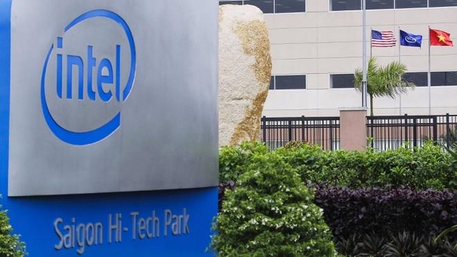 Intel rót thêm 475 triệu USD sản xuất chip tại Việt Nam - 1