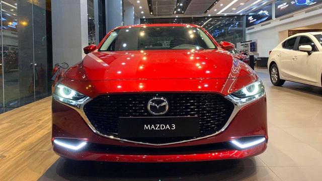 Loạt xe Mazda ưu đãi cao nhất 120 triệu: Giá CX-8 còn thấp kỷ lục, Mazda6 không quá 1 tỷ đồng - Ảnh 2.