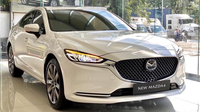 Loạt xe Mazda ưu đãi cao nhất 120 triệu: Giá CX-8 còn thấp kỷ lục, Mazda6 không quá 1 tỷ đồng - Ảnh 3.