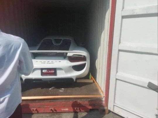 Rộ tin Porsche 918 Spyder về nước giá hơn 30 tỷ chưa thuế phí, soán ngôi Pagani Huayra trở thành siêu phẩm đắt nhất Việt Nam - Ảnh 1.