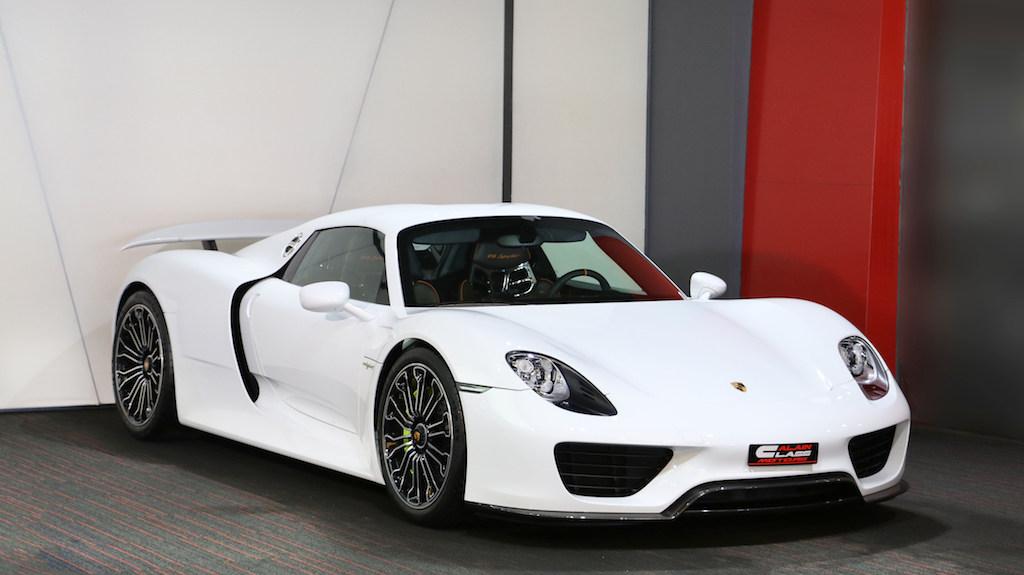 Rộ tin Porsche 918 Spyder về nước giá hơn 30 tỷ chưa thuế phí, soán ngôi Pagani Huayra trở thành siêu phẩm đắt nhất Việt Nam - Ảnh 2.