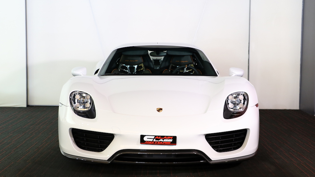 Rộ tin Porsche 918 Spyder về nước giá hơn 30 tỷ chưa thuế phí, soán ngôi Pagani Huayra trở thành siêu phẩm đắt nhất Việt Nam - Ảnh 4.