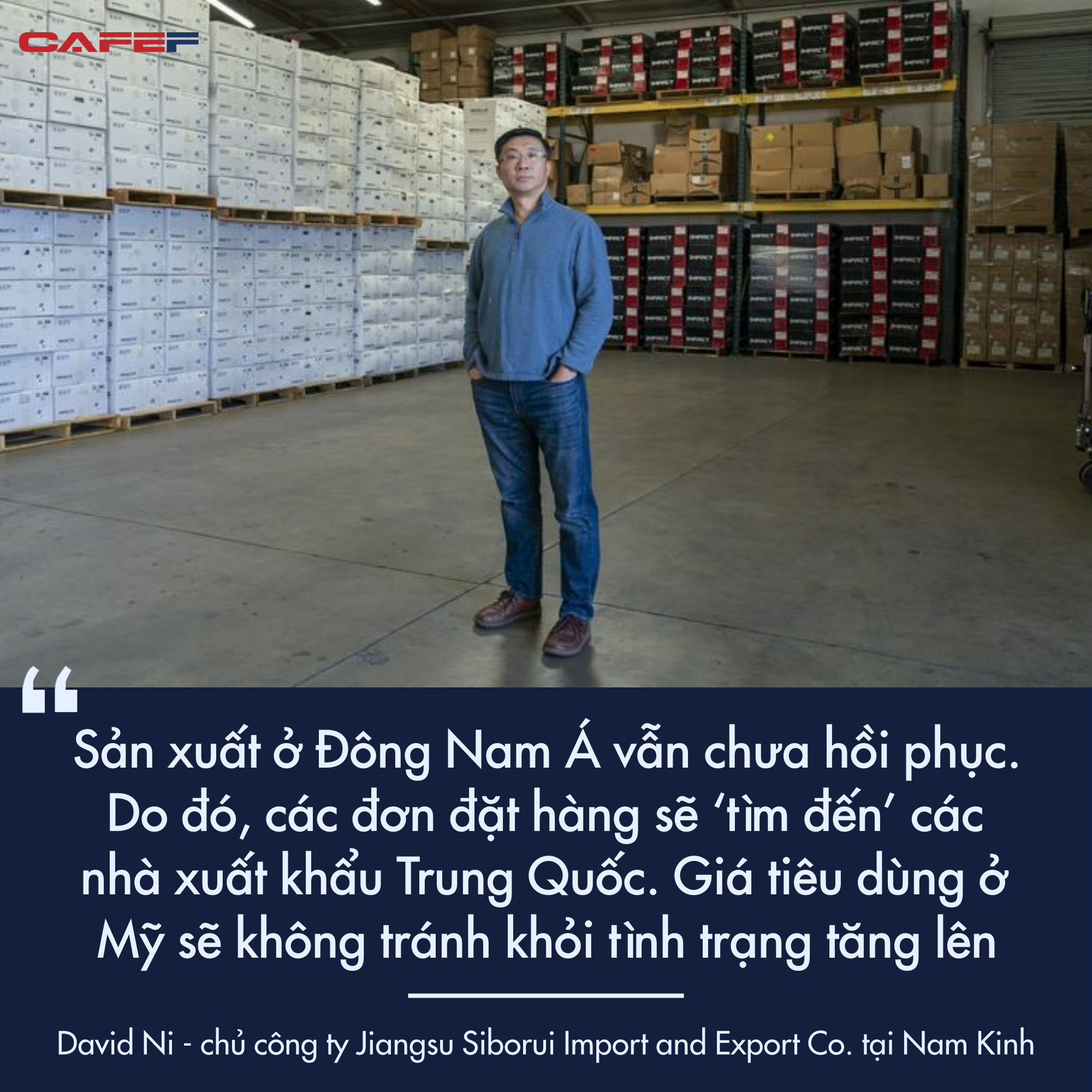 Bloomberg: 60 tỷ USD trong gói kích thích mới của Mỹ sẽ chảy đến Trung Quốc  - Ảnh 2.