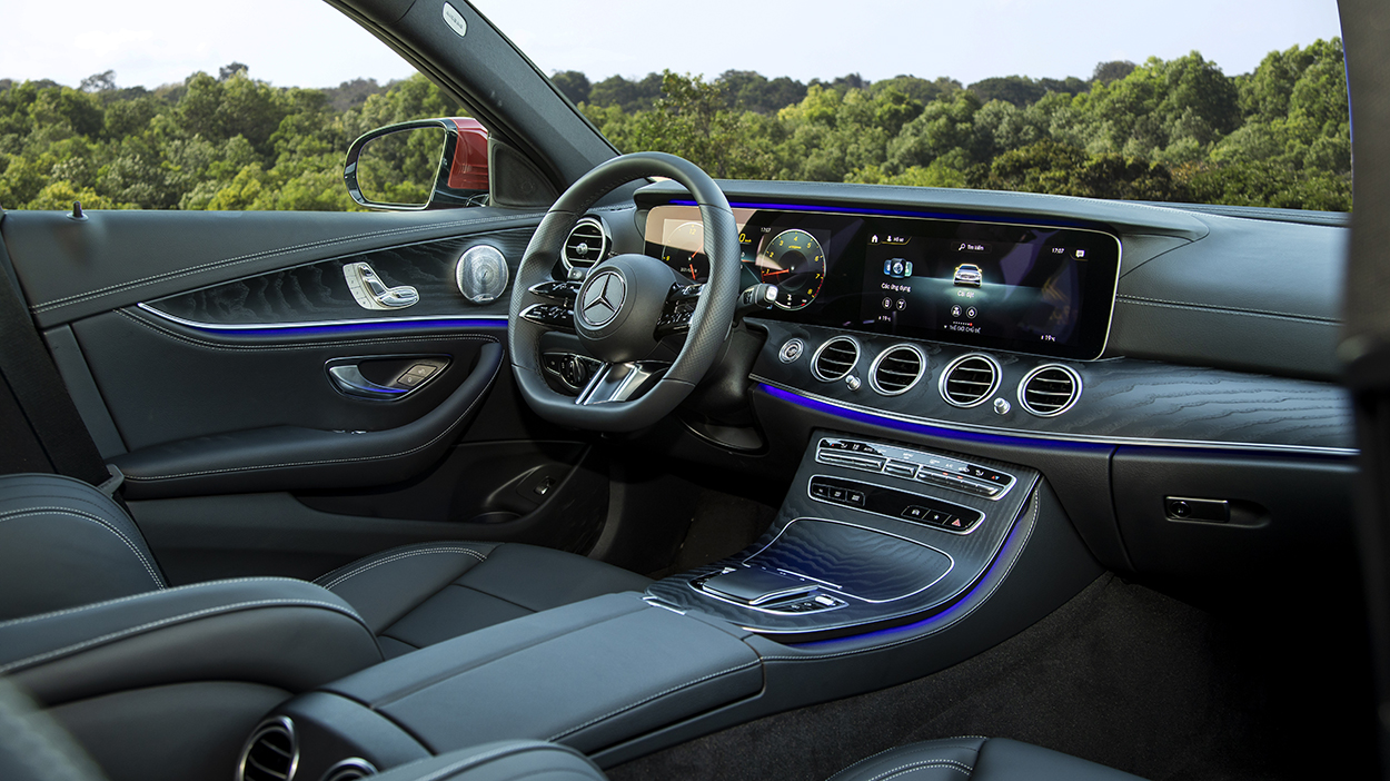 Mercedes-Benz E-Class 2021 ra mắt: Thiết kế mới, giá từ 2,3 tỷ đồng - Ảnh 5.