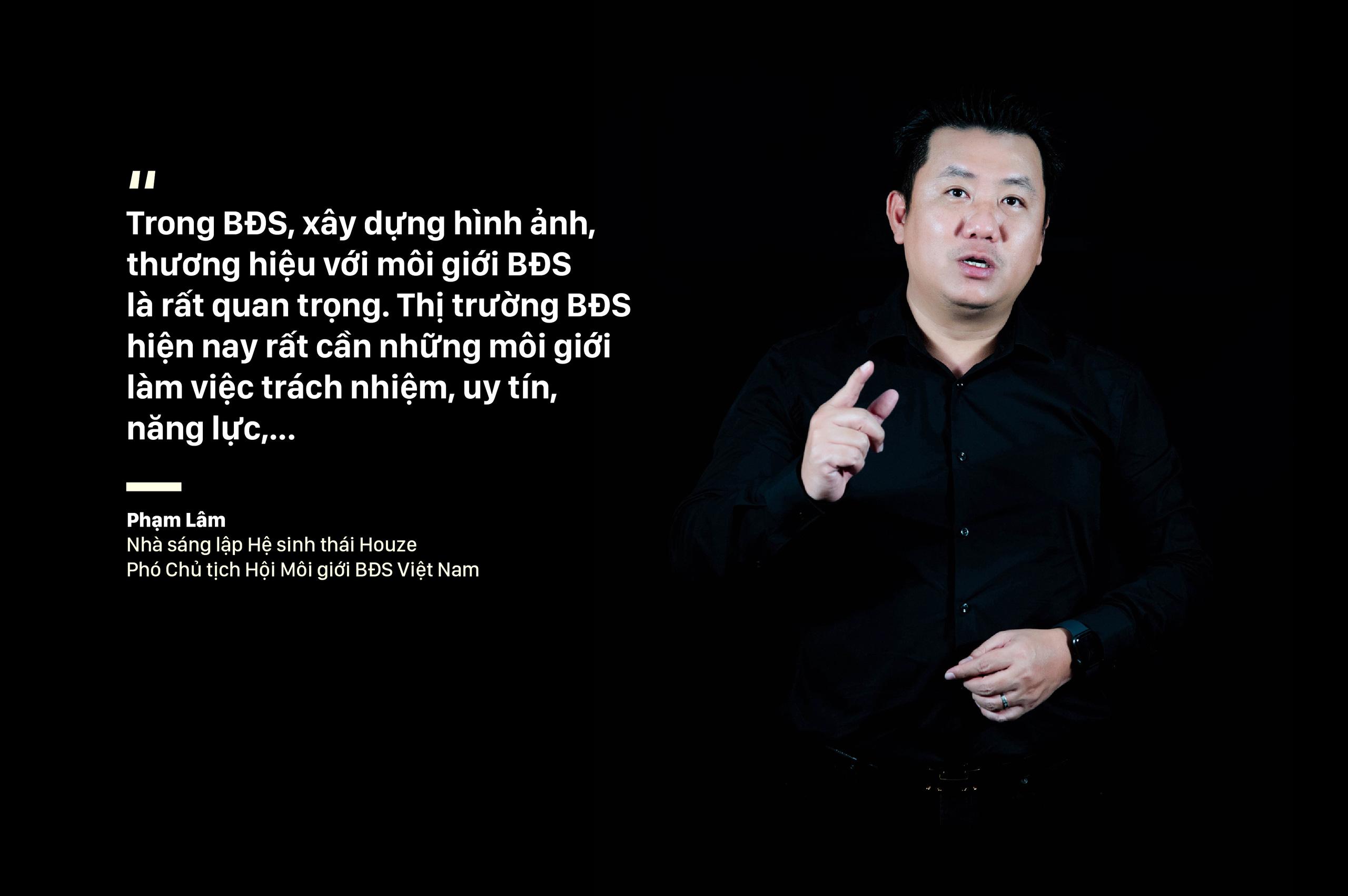 """CEO Houze Group: """"Làm ứng dụng để môi giới BĐS xây dựng thương hiệu cá nhân, tôi không sợ thất bại…"""" - Ảnh 1."""
