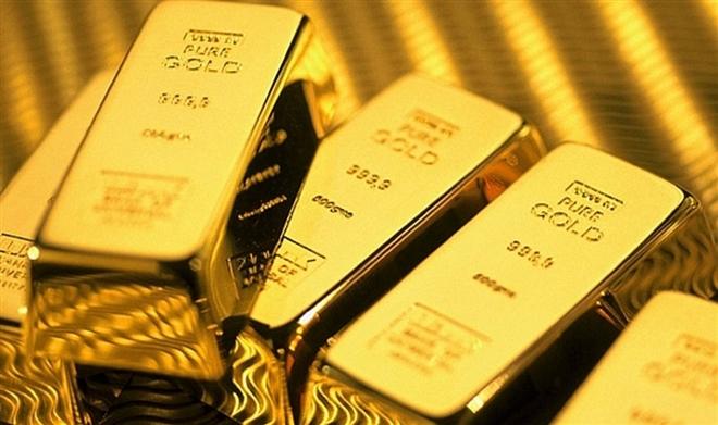 Giá vàng trong nước mất mốc 55 triệu đồng/lượng - 1