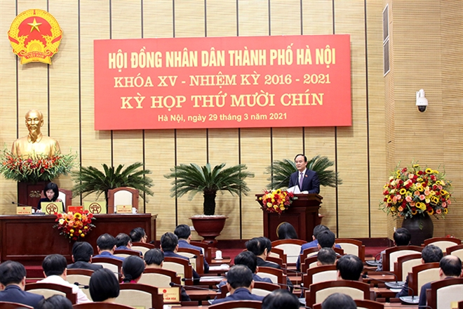 Hà Nội chi gần 1.800 tỷ đồng đầu tư 5 dự án lớn - 1