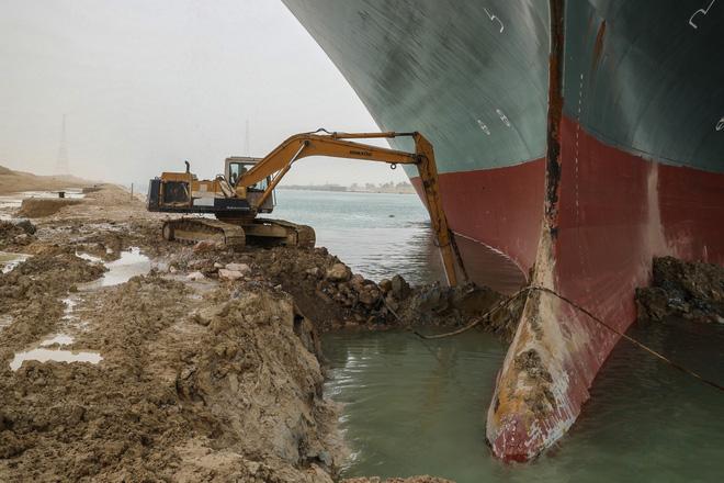 Ever Given chắn Suez: Thế giới thiệt hại, Moscow thắng lớn với yếu điểm của Nord Stream 2 - Ảnh 2.