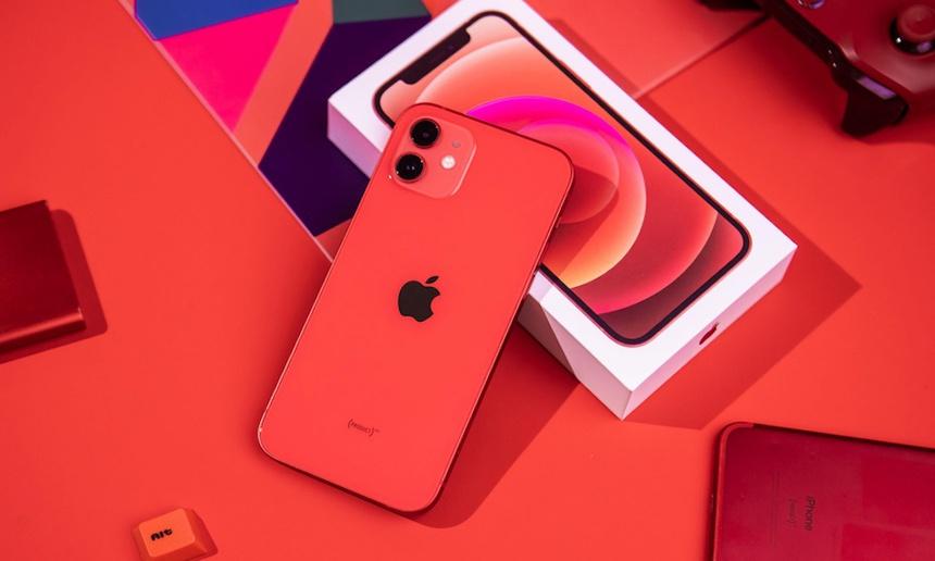 iPhone 12 mini được bán chính hãng tại Việt Nam sẽ có giá tốt hơn trong thời gian tới. Ảnh: TL