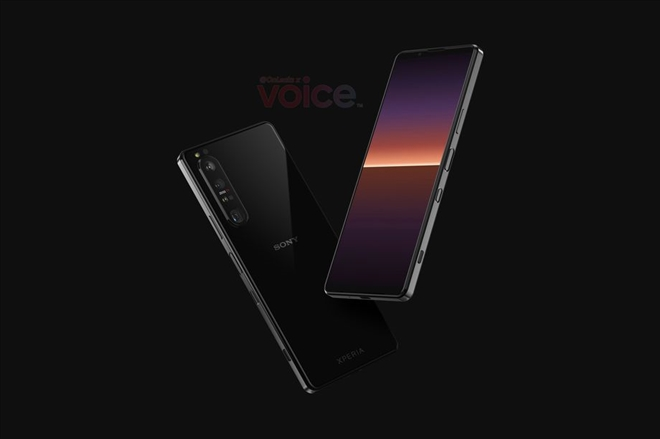 Sony giới thiệu smartphone cạnh tranh iPhone mini - 1