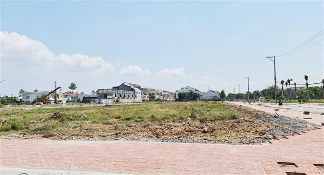 Giá đất ở Sóc Trăng đang bị 'thổi' tăng nhiều lần - 2